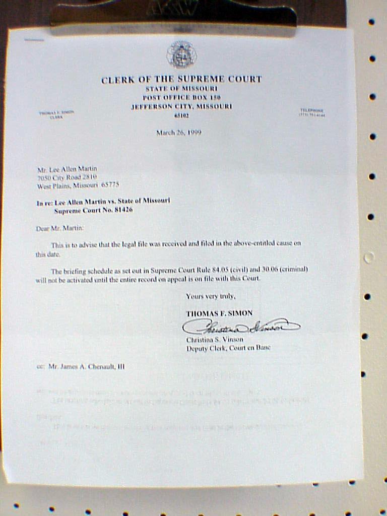 Cover Letter For Mailroom Clerk Position